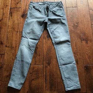 Grey gap jeans